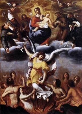 Carracci-Purgatory (1)