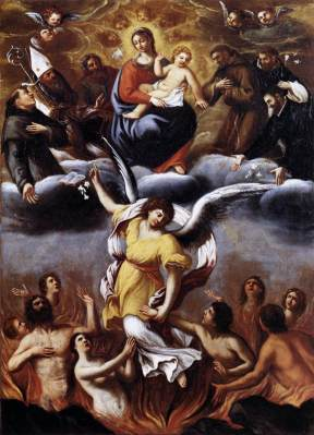 Carracci-Purgatory (1)