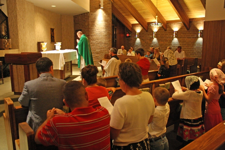 A Growing Traditional Catholic Parish in the Ozarks – Complete