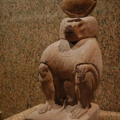 Babi: Egyptian God of Anger, Strength and Virility