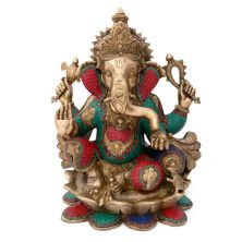Ganesha: Hindu God of New Beginnings, Success and Wisdom