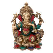 Ganesha: Hindu God of New Beginnings, Success and Wisdom