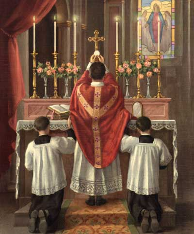 Find a Reverent Catholic Mass Here