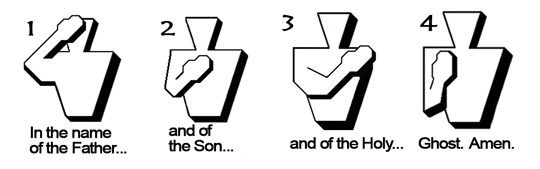 sign of the cross 1