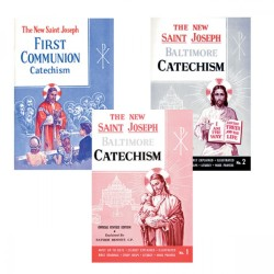 Baltimore Catechism Set for Children