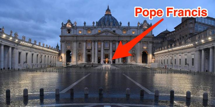 empty-vatican